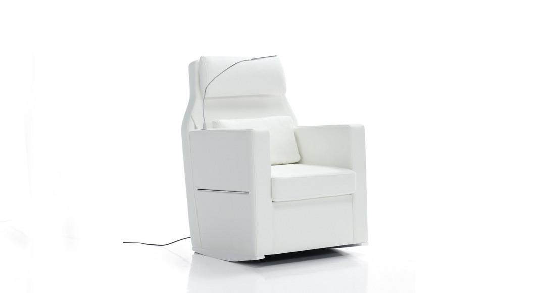 sillón de lactancia polipiel Ergo Luxe Alondra SL111P-P977