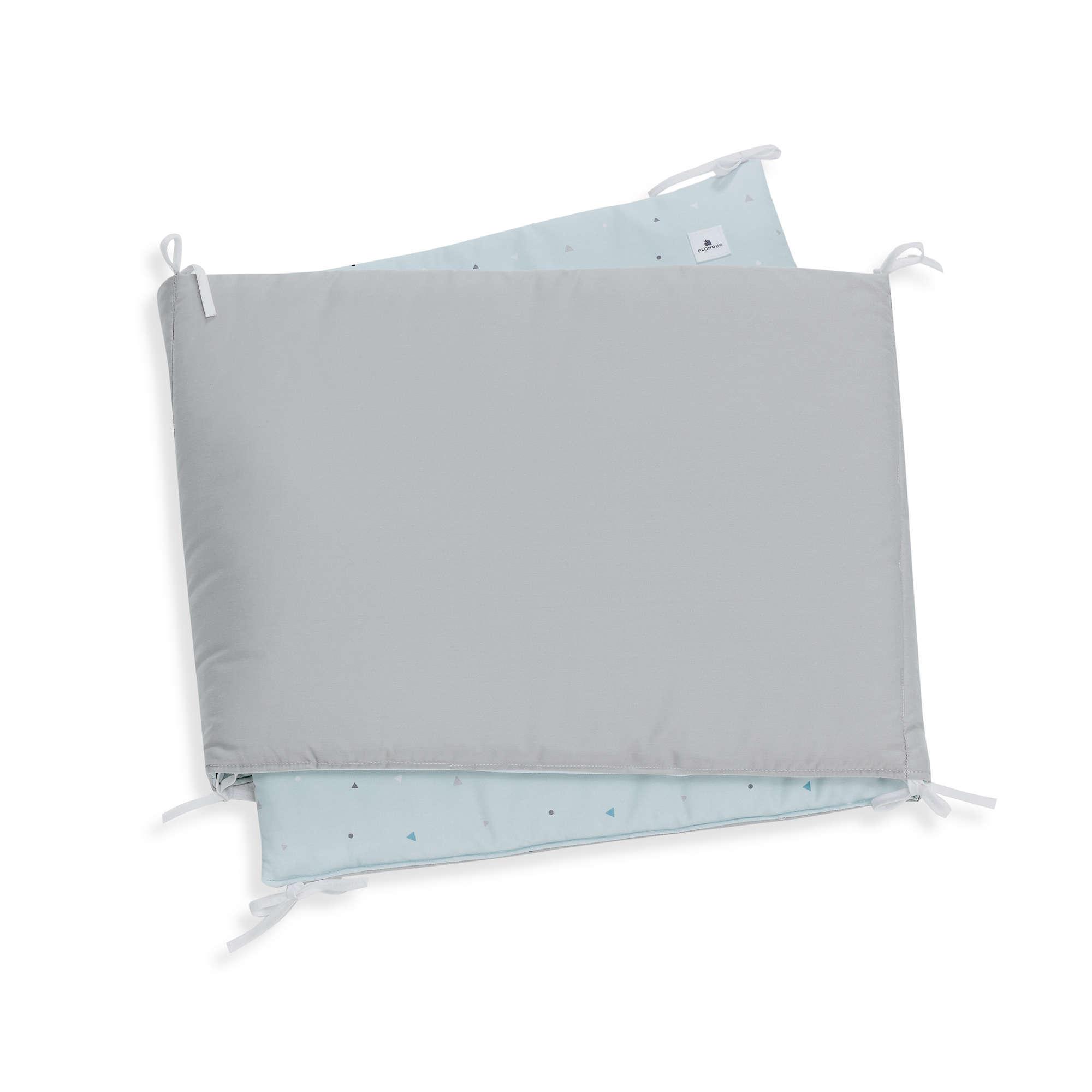 Protector de cuna 60x120cm reversible