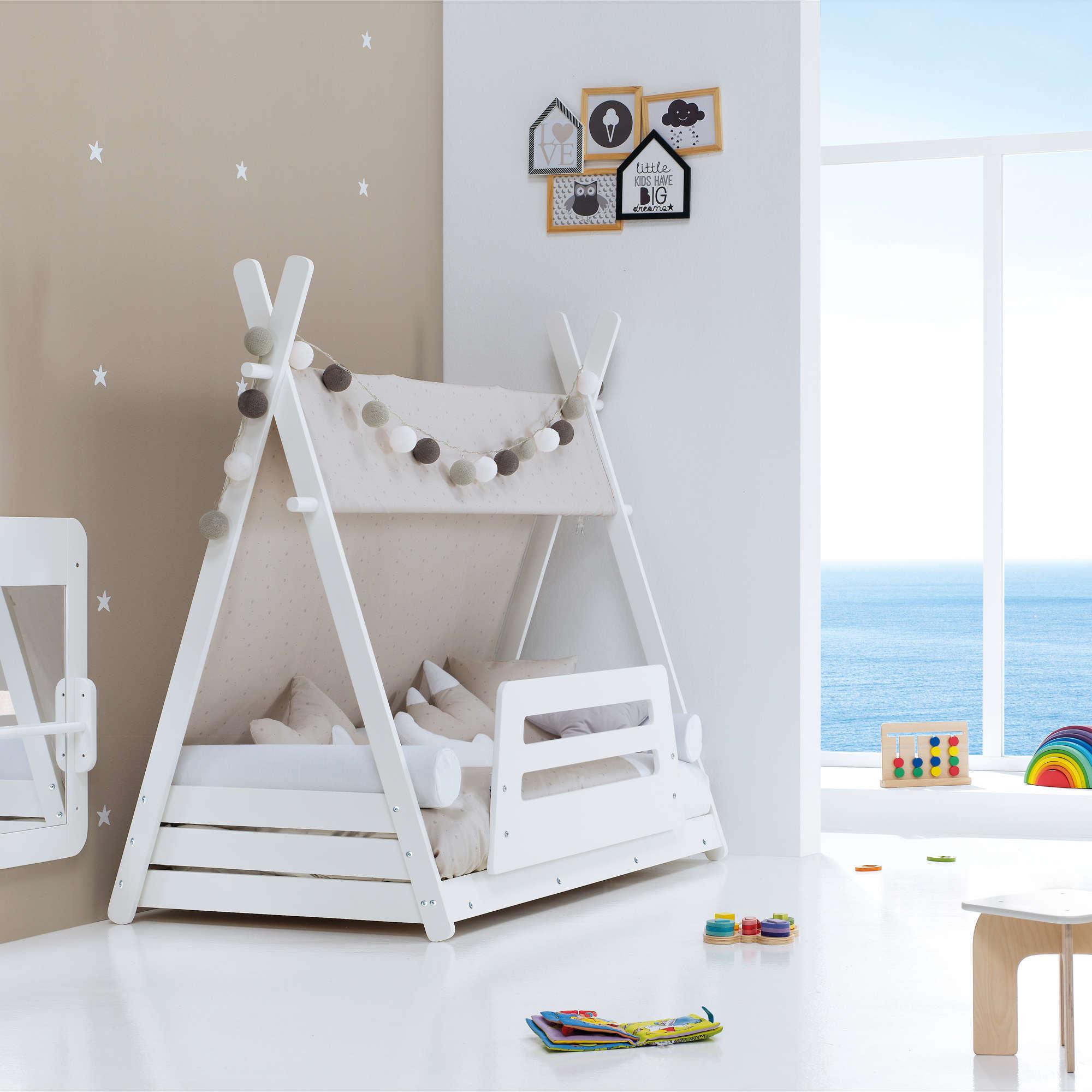 Camas Montessori Homy 70x140cm y Homy XL 90x200cm Alondra