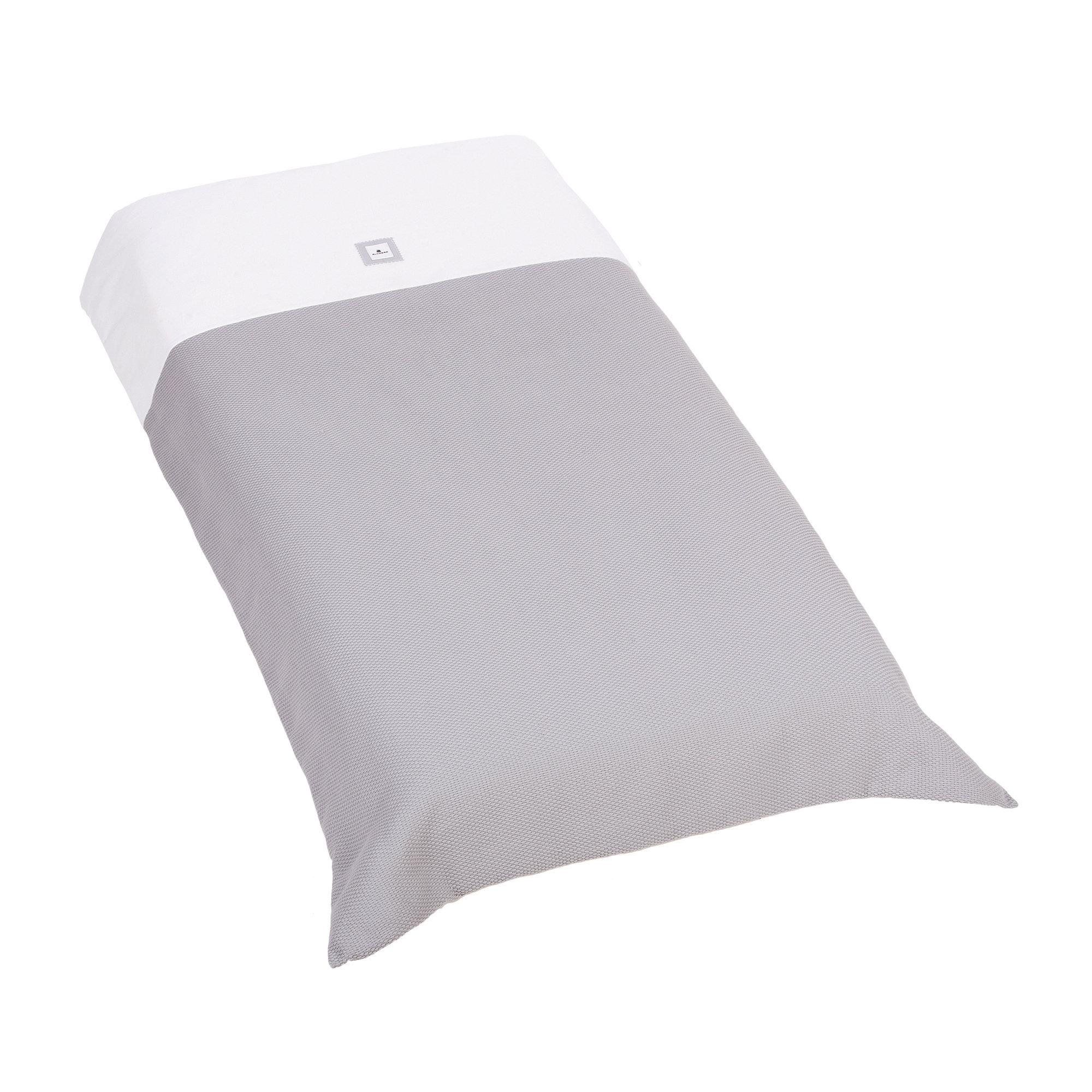 Nórdico de cuna transformable en cama Galaxy 70x140cm con relleno desenfundable