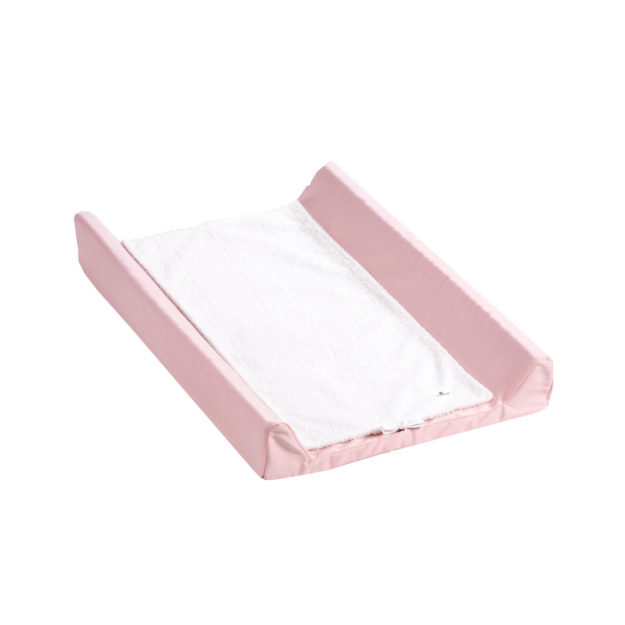 Cambiador cuna transformable en cama 60x120 cm desenfundable Indiana Rosa