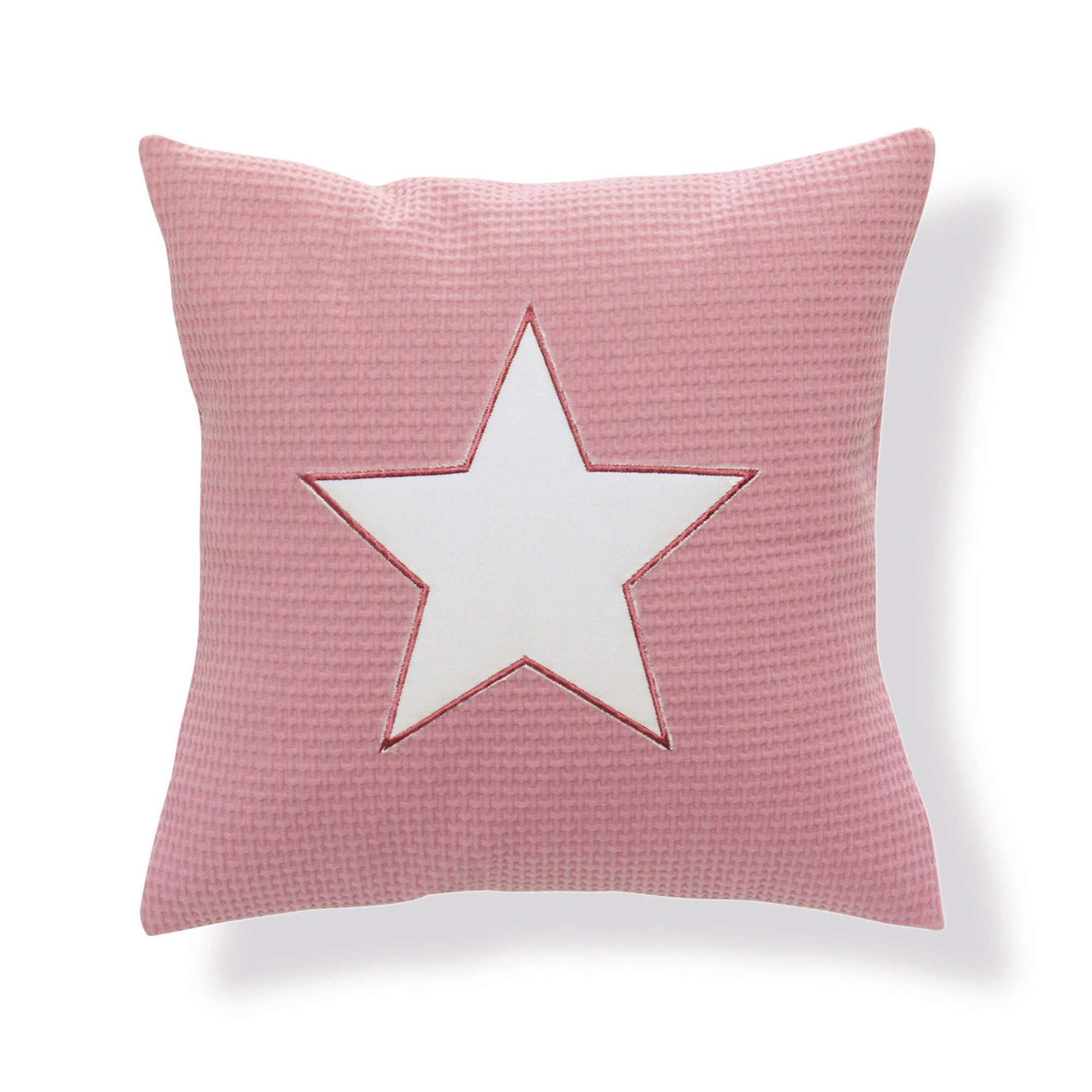 Cojines infantiles decorativos para habitación de bebé rosado