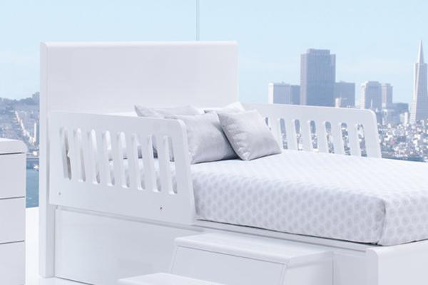 2 barreras para cama juvenil