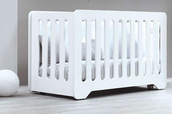 Barandillas cuna C150 de 60x120 para tu bebé