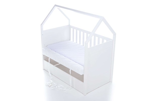 Kit colecho para cuna cama casita AUNA