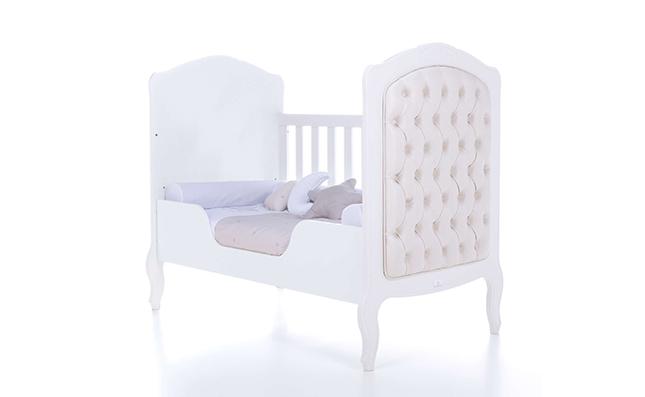 Cuna que se convierte en cama Montessori 70x140cm