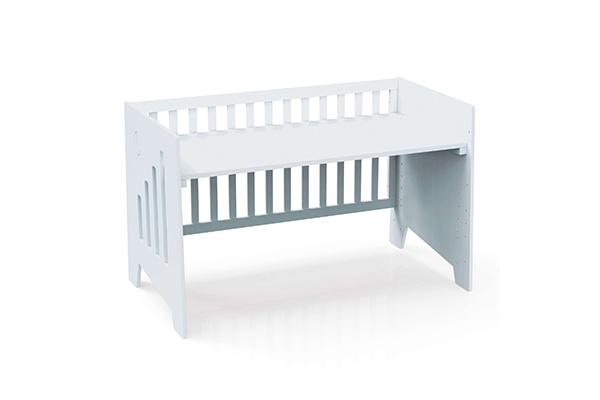 Cuna-escritorio 2 en 1 Omni XL Alondra