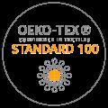 Certificado oeko tex standard 100 colchón visco