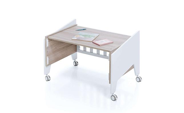 Minicuna-escritorio 50x80cm convertible