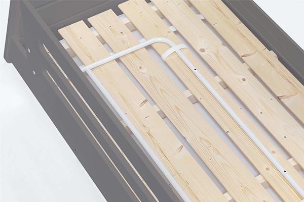Somier de lamas cama Montessori Homy XL Alondra