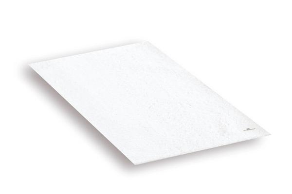Cambiador de rizo blanco