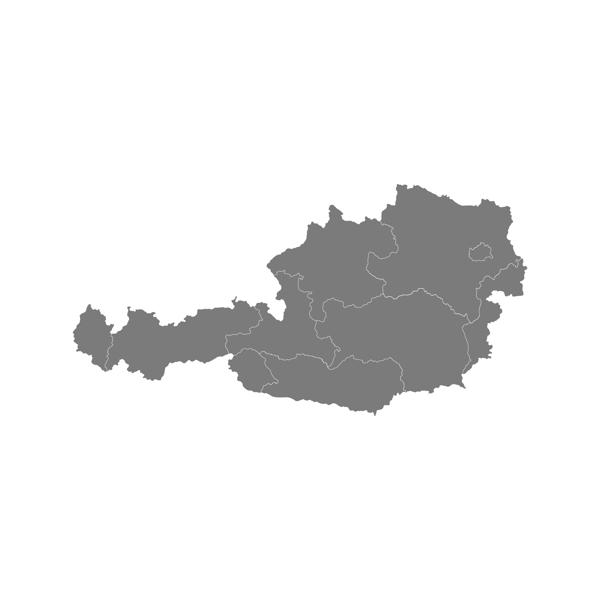 Austria, país donde realizamos envíos