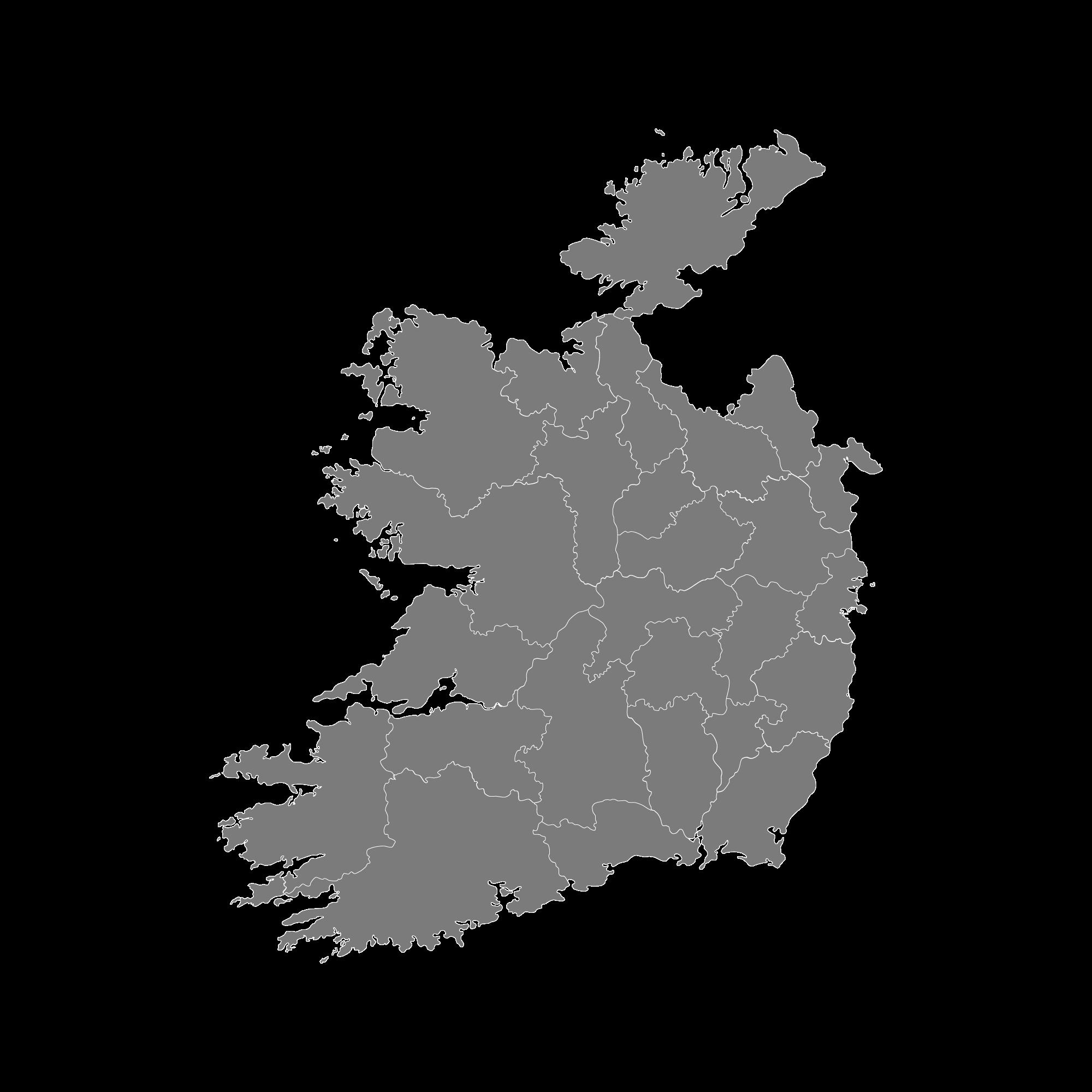 Irlanda, país donde realizamos envíos