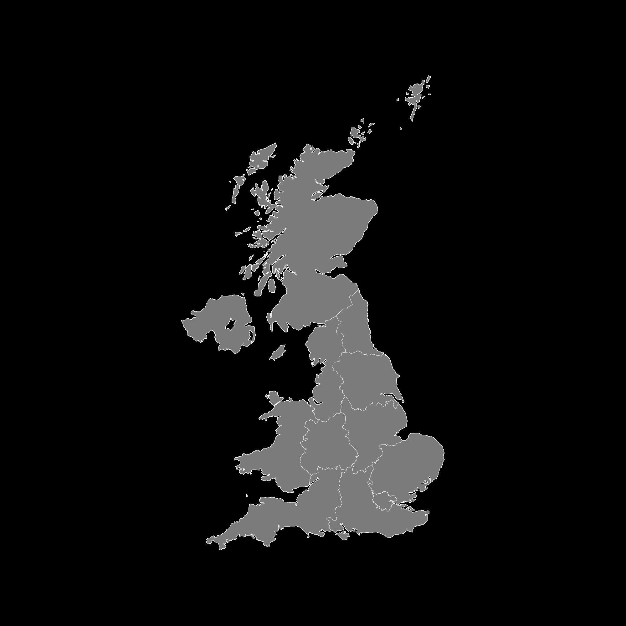 Reino Unido, país donde realizamos envíos