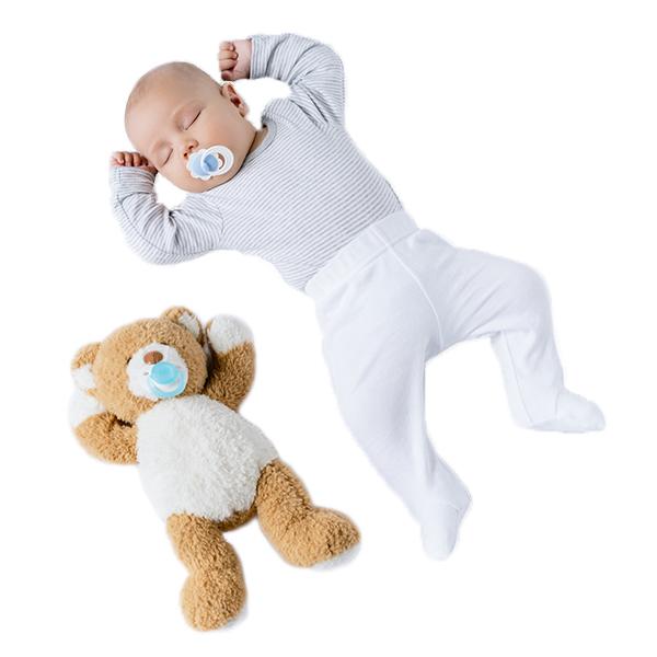 garantía de dormir como un bebé