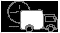 Entrega Express de pequeños productos Alondra