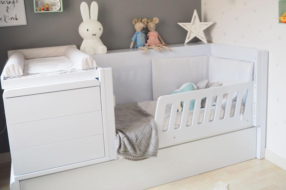 Guía para escoger la mejor cuna para tu bebé