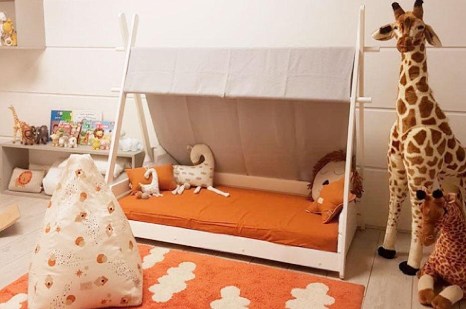 Camas Tipi: así son las camas preferidas de los niños