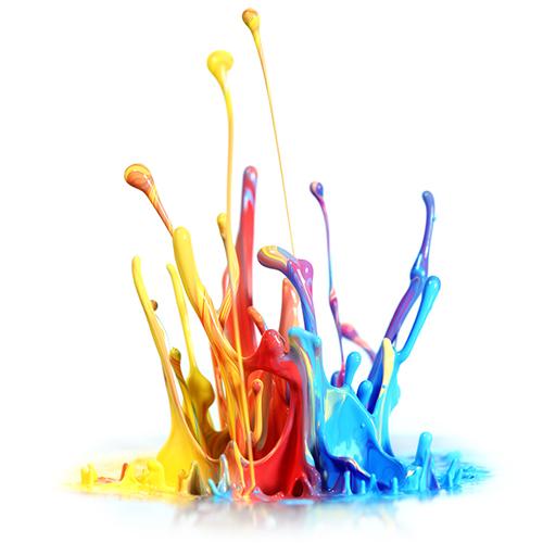 carta colores y materiales